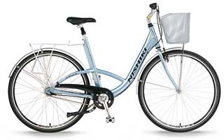 городской велосипед, city bike